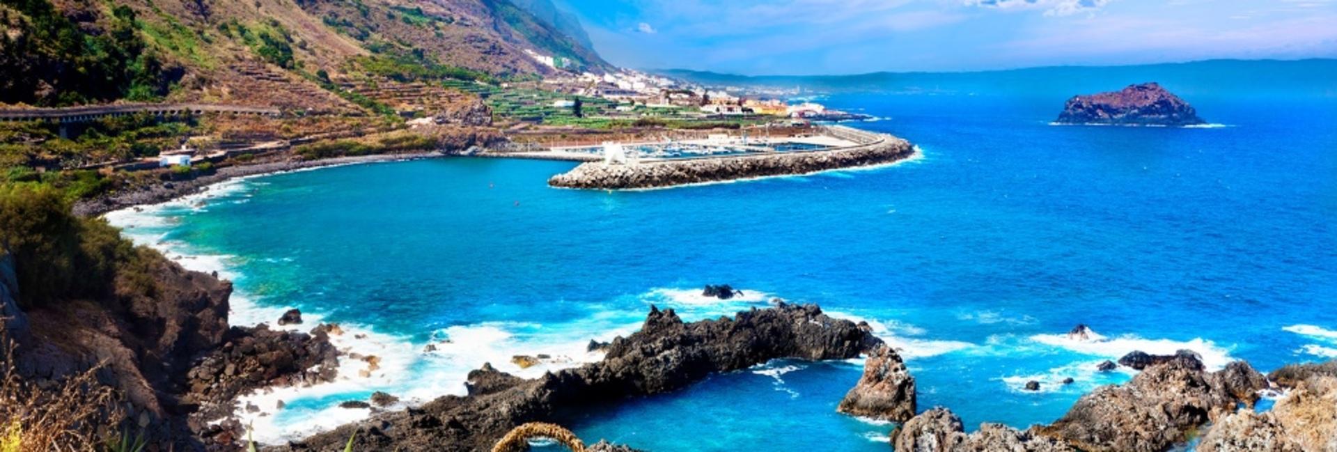 Raj na ziemi - Wyspy Kanaryjskie w pełnej okazałości