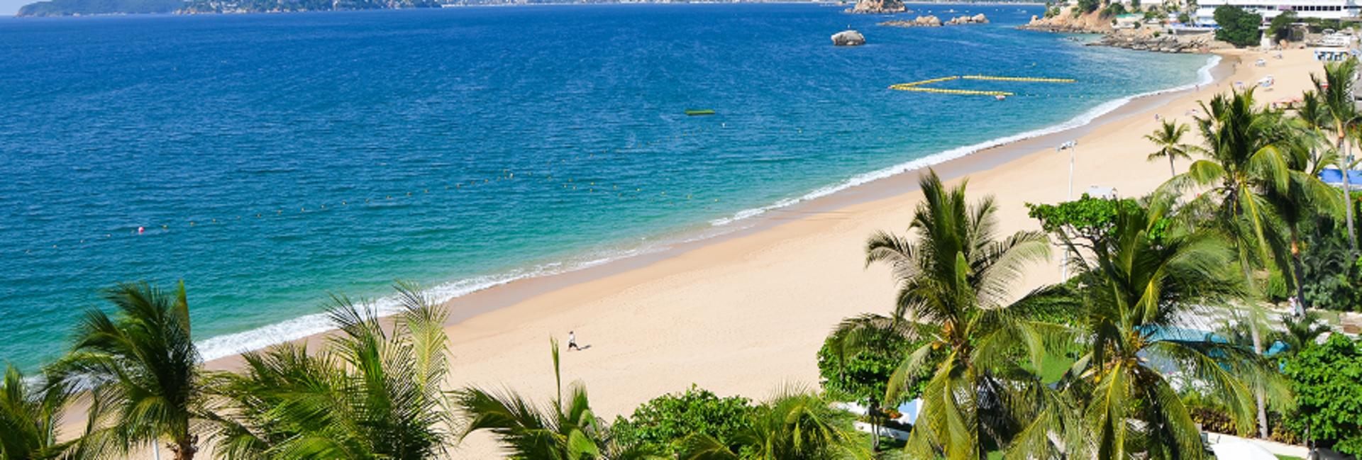 Najpiękniejsze plaże Meksyku