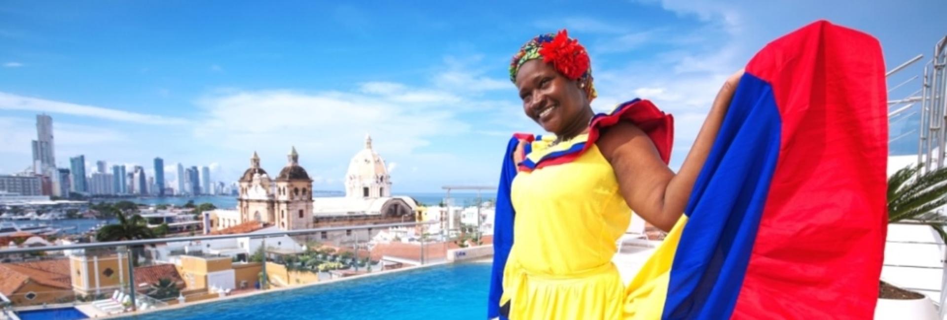 Kolumbia - kraj o wielu obliczach